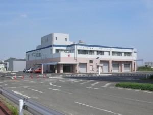 福山市汚泥再生処理センターの写真