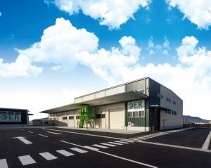 イー・アール・ジャパン福山工場の写真
