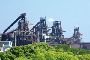 JFEスチール株式会社 西日本製鉄所(福山地区)の写真